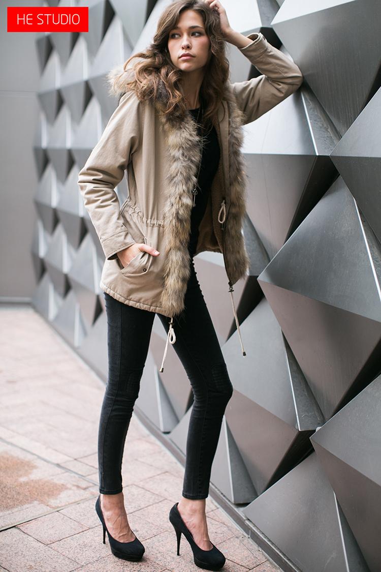 北京欧美时尚女装街拍服装画册淘宝服装拍摄电商拍摄