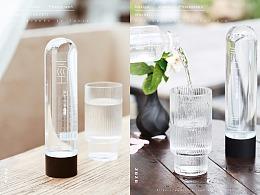 纯净水饮品拍摄