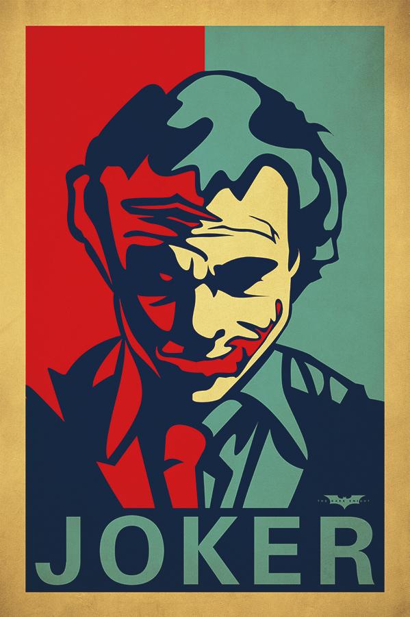 奥�9l��il��#yb�y�'_小丑海报(奥风格)