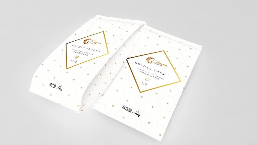 郑州上禅坚果包装设计案例展示