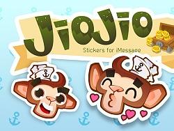 Stickers for iMessage-JioJio