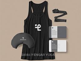 三昧艾扬格瑜伽品牌设计