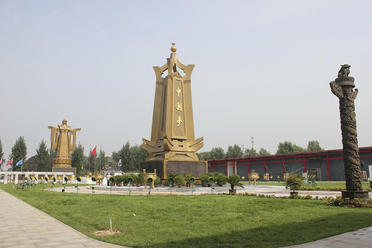 秦皇岛北戴河中国梦馆-圆梦园