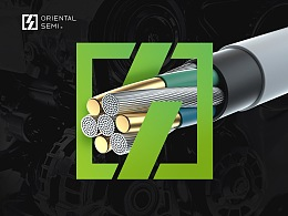 标志设计八|东微半导体ORIENTAL SEMI
