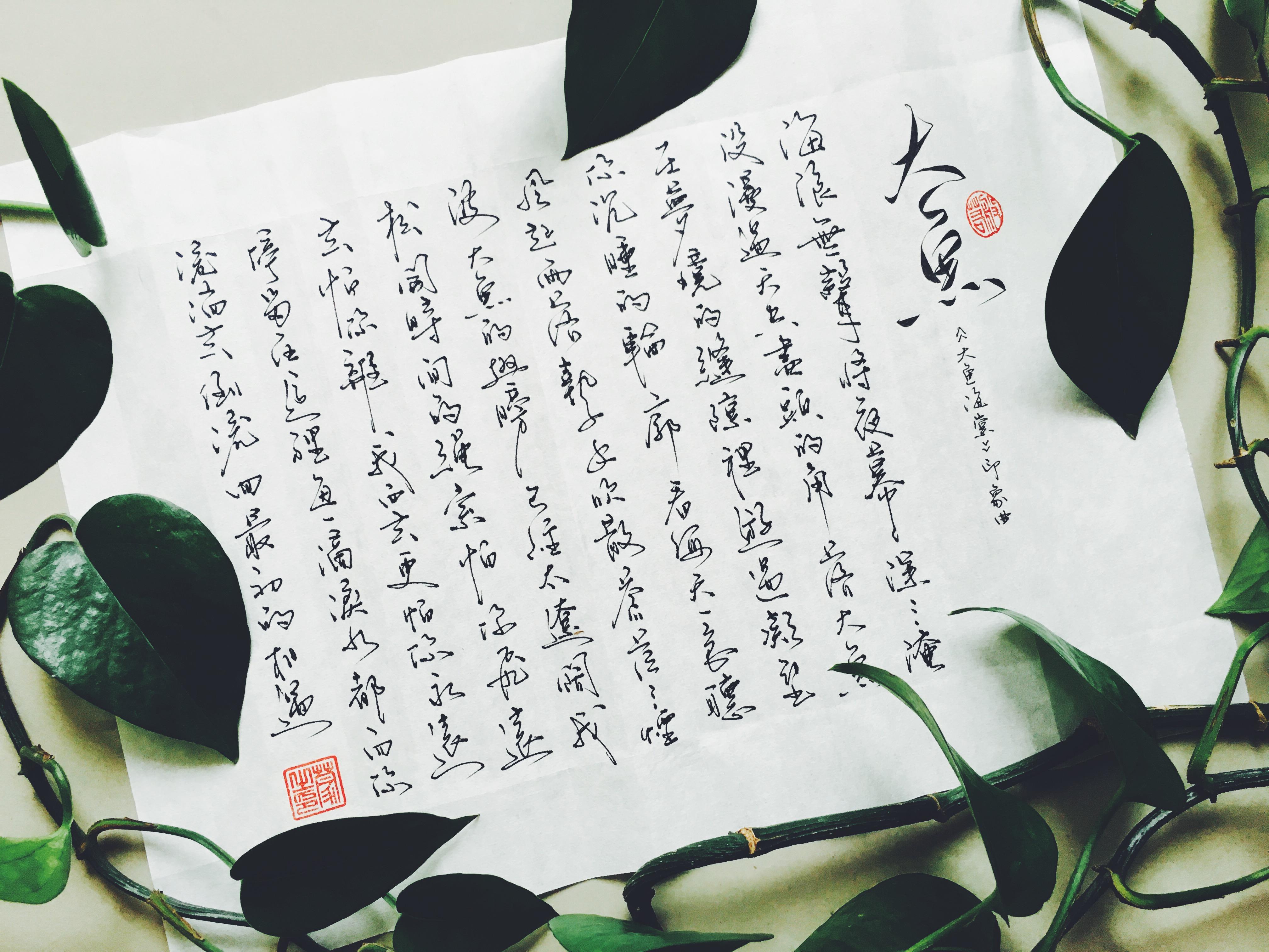大鱼海棠12孔陶笛曲谱