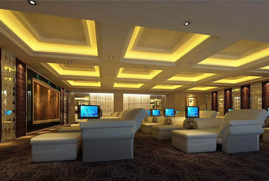 凯莱特温泉酒店温泉设计|广汉广汉商务酒店装修|德阳德阳度假酒店设计室内设计反思图片