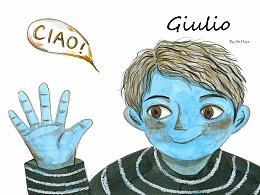 《蓝色的朱里奥》(暂定)