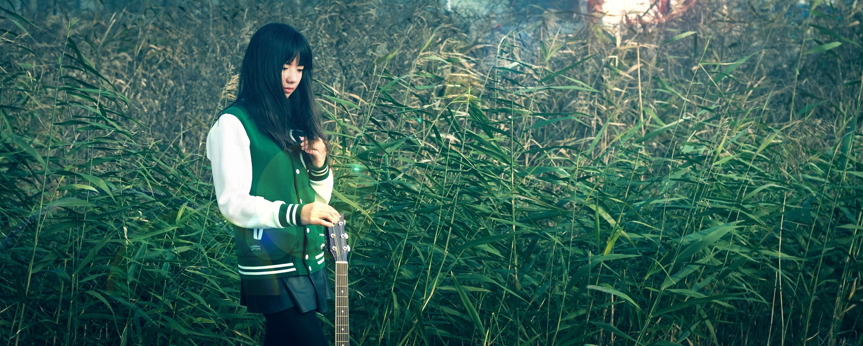 吉他少女的下午