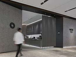 设计师眼中的中性灰 | 餐饮空间摄影 | foodography