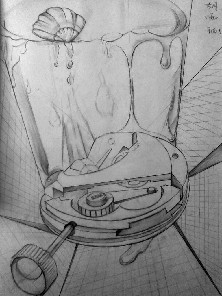 设计素描|商业插画|插画|kangta199079图片