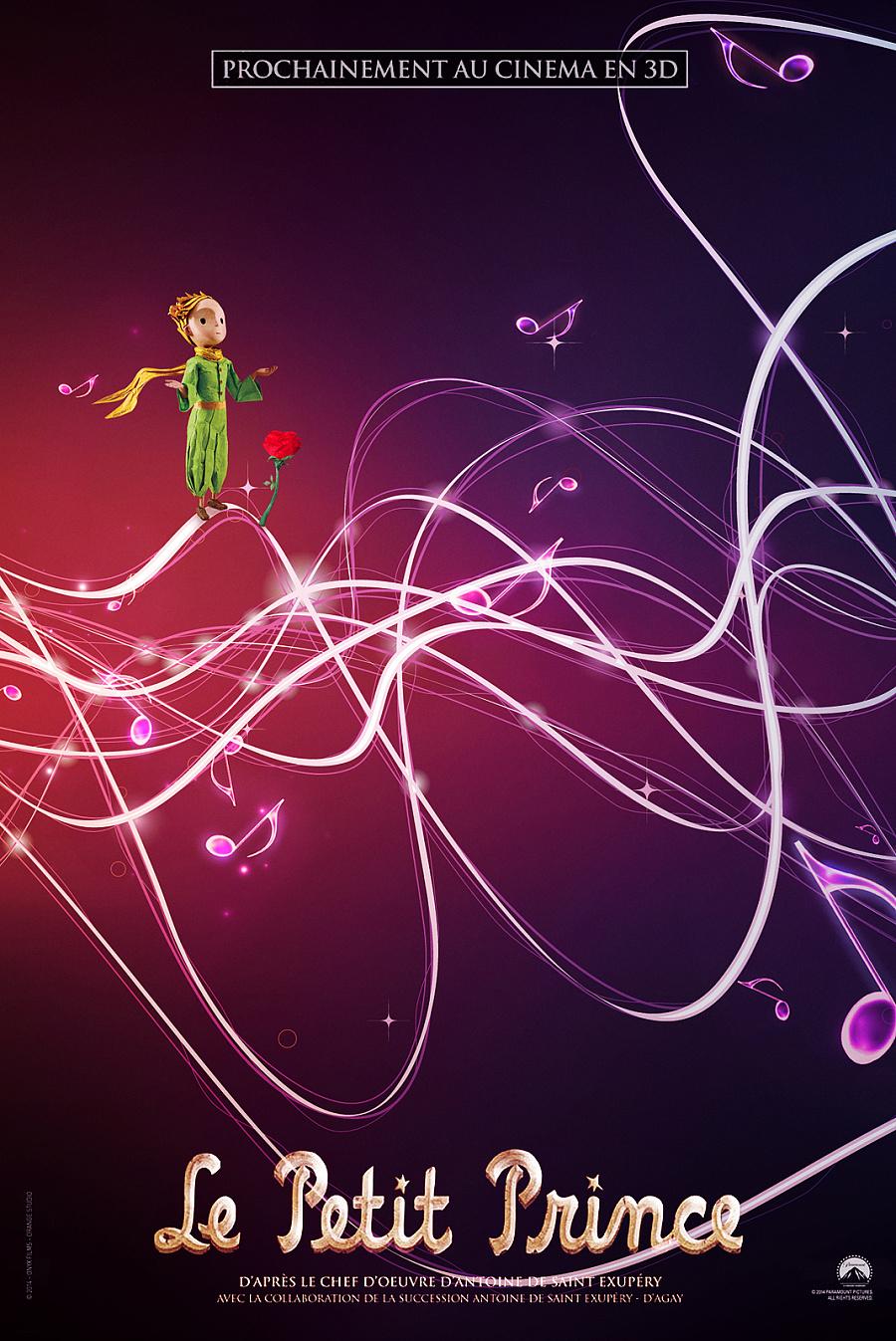 查看《《小王子》新的乐章版海报》原图,原图尺寸:1069x1600