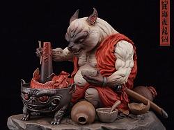 《崖海度龍仙》一位吃龙鱼火锅的堕落猫仙大神
