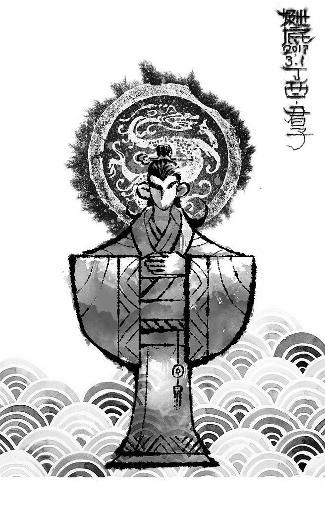 召唤锦鲤图片