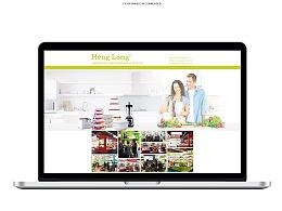 阿里巴巴国际站首页设计