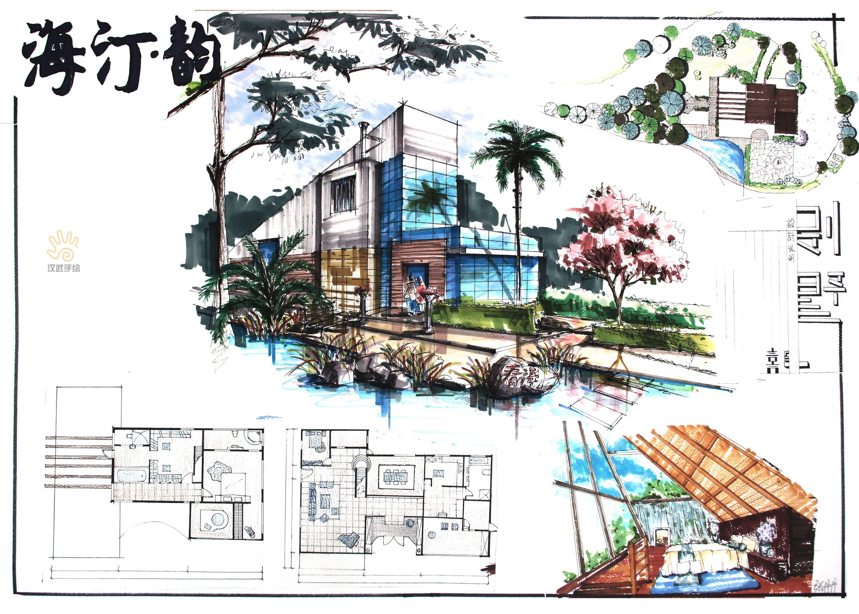 西南交大环艺专业考研的快题设计一般是考室内方面的还是景观方面的呢图片