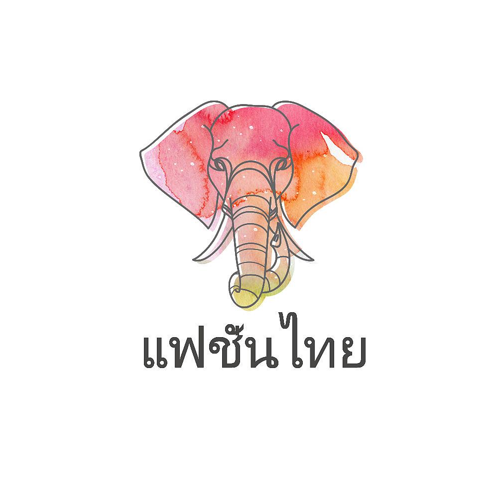 泰潮品牌logo设计|平面|品牌|桃子aa - 原创作品