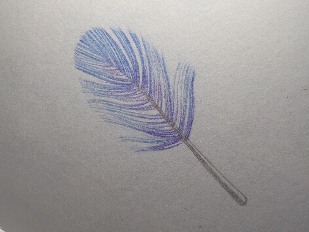 彩铅手绘|插画|插画习作|麻将樱桃帮 - 原创作品