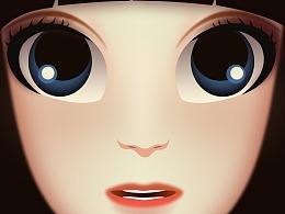 定制机器人表情