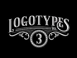 handlettered logotypes vol.3