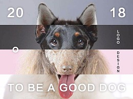 2018-To be a good dog!