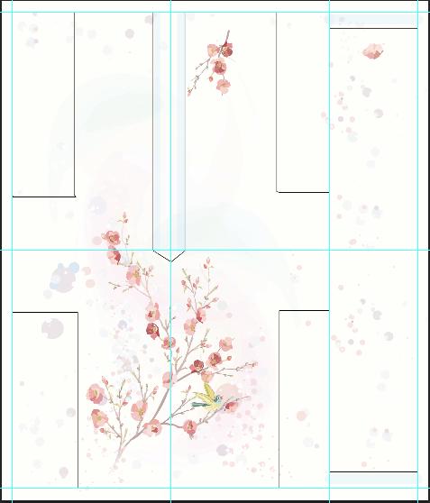 汉服设计稿   nino_酱 - 原创设计作品 - 站酷 (zc图片