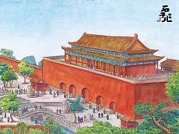全景手绘中国史-穿越时空看文明