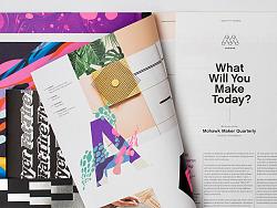 Mohawk Maker Quarterly Issue 13