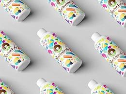 Soultanicals Packaging & illustration Design