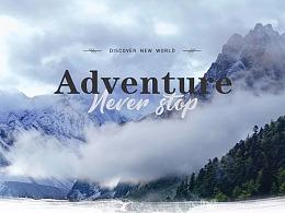Adventure web