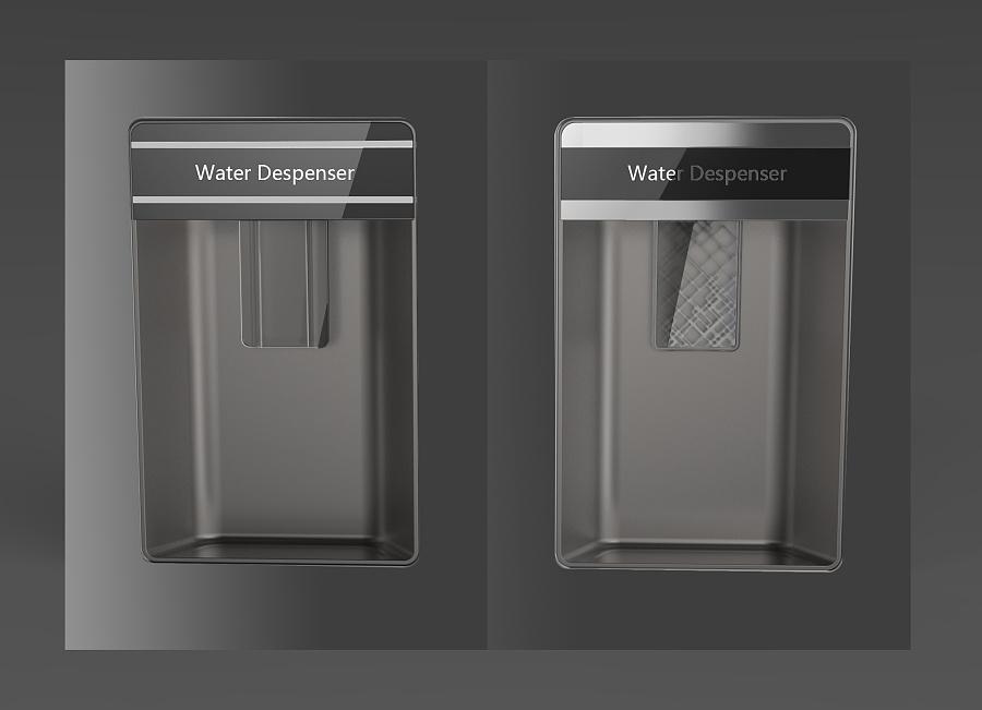 冰箱-饮水机 生活用品 工业/产品 zerek - 原创设计图片