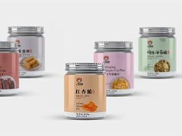 二牛吃啥零食包装设计 / 三喵设计