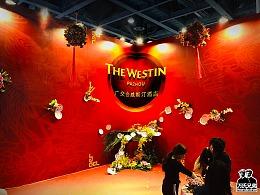 中国婚博会3d花展作品《花的季节》(万氏兄弟出品)