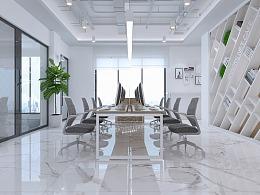 鲨鱼互娱总部办公空间设计