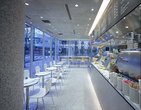 成都饮品店装修设计案例- NAED88奶茶店设计