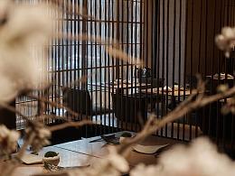 不二山人 | 梁志天香港Take竹餐厅空间by隈研吾设计