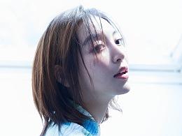 演员尤靖茹宣传照(一)
