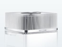 SKYISH Wonder500 净化器 产品详情设计