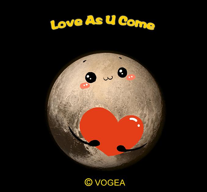 hello 冥王星|动漫|单幅漫画|vogea - 原创作品图片