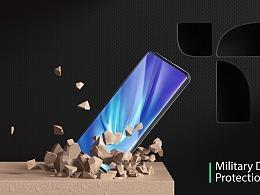 三星 S20 手机壳 (亮调版本)