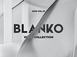 BLANKO DESIGN STUDIO短视频设计合集 2020 VOL.01