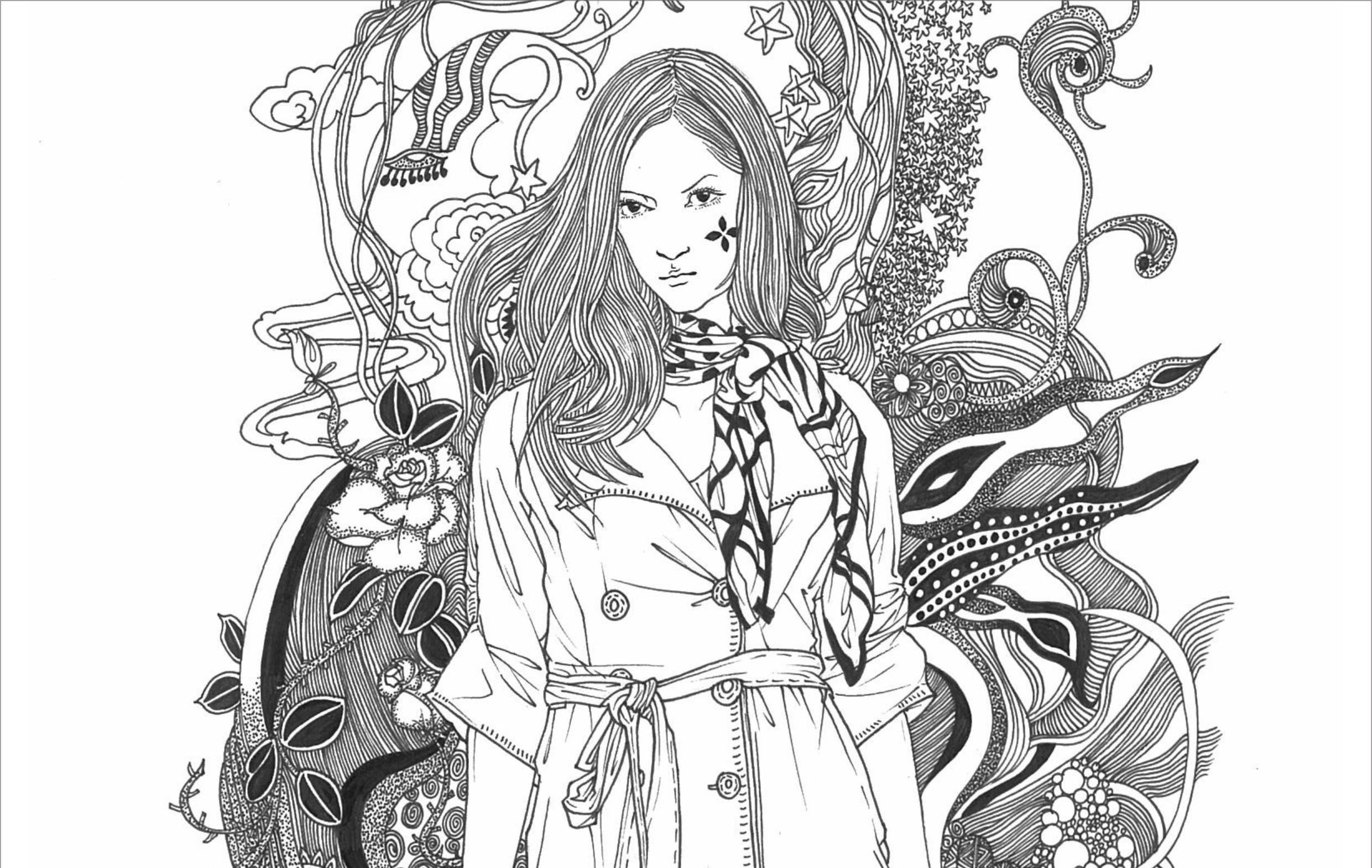 手绘青春|插画|其他插画|zhoujying - 原创作品