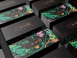 红茶品牌包装设计-桐木关