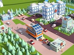 未来健康城市