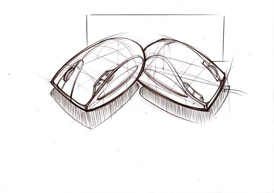 工业产品设计设计手绘【四】