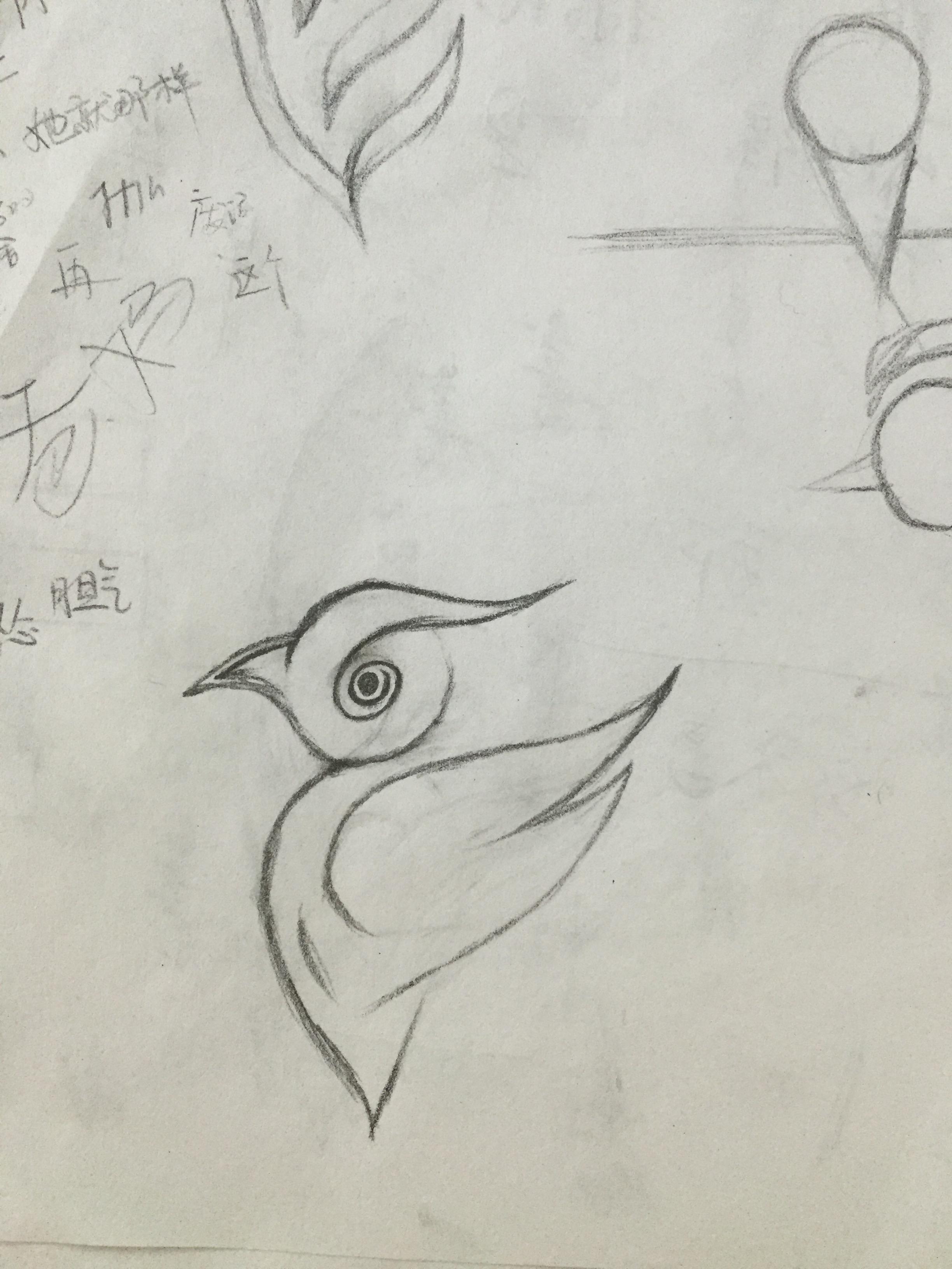 logo手绘稿