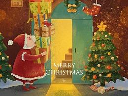 2018圣诞节 | 插图