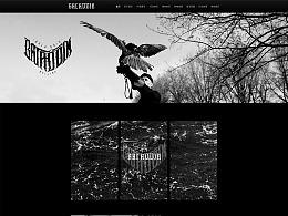巴拉丁银饰品购物网站设计
