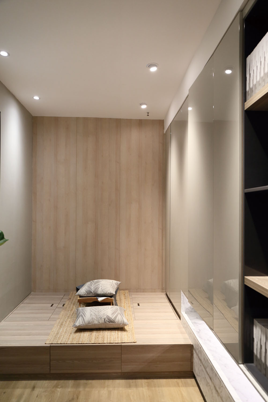 意式轻奢风格家居美图-米兰家居展,广州展意式极简风图片