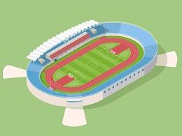 湖南科技大学足球场