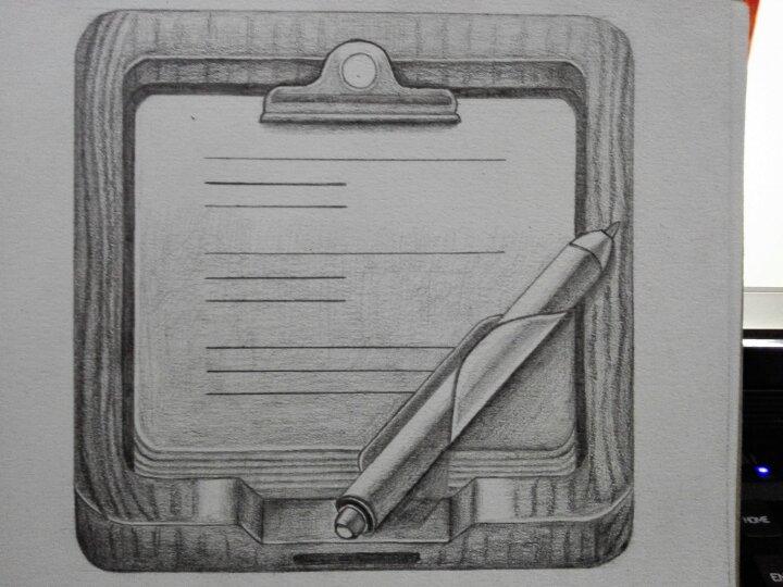 手绘图标|ui|图标|小学生12 - 临摹作品 - 站酷